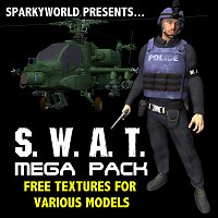 Click to download the 'SWAT - Mega Pack'