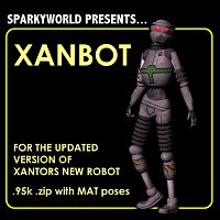 Click to download the 'XanBot for Xantors Robot'