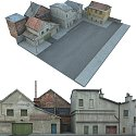 Click to download the 'French Village'