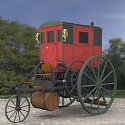SteamPunk StageCoach
